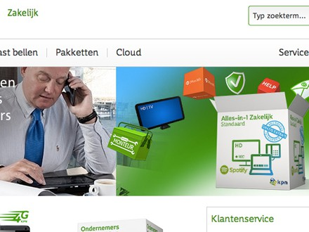 Manager e-commerce kpn.com zakelijk